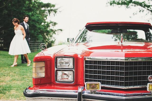 un mariage inoubliable grâce a un transfert événementiel en limousine stretch